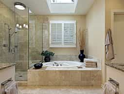 Bathroom installation - London Local builders
