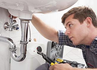 plumbing service in London