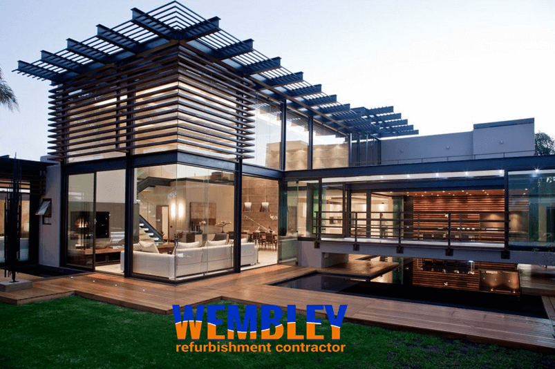 Best Exterior Design from London Builders